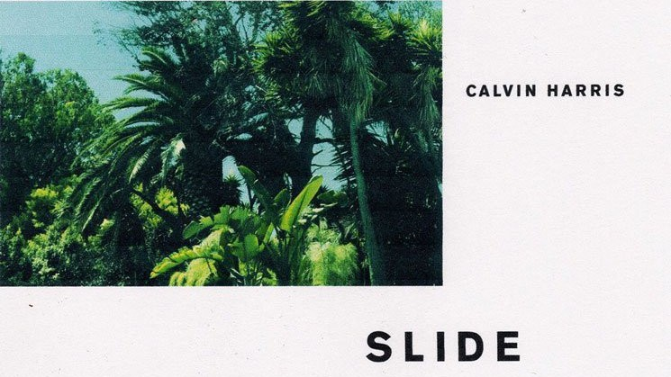 """Calvin Harris, Frank Ocean, and Migos Deliver Early Song of the Summer Contender, """"Slide"""""""
