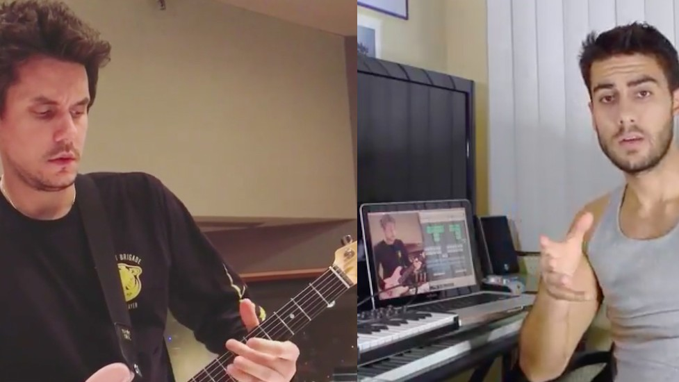 This Producer Turned John Mayer's Guitar-String, Live EDM Into a Full Song