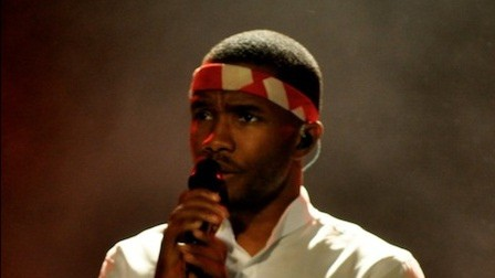 "Frank Ocean Just Annotated the Lyrics of His Calvin Harris Collaboration, ""Slide"""