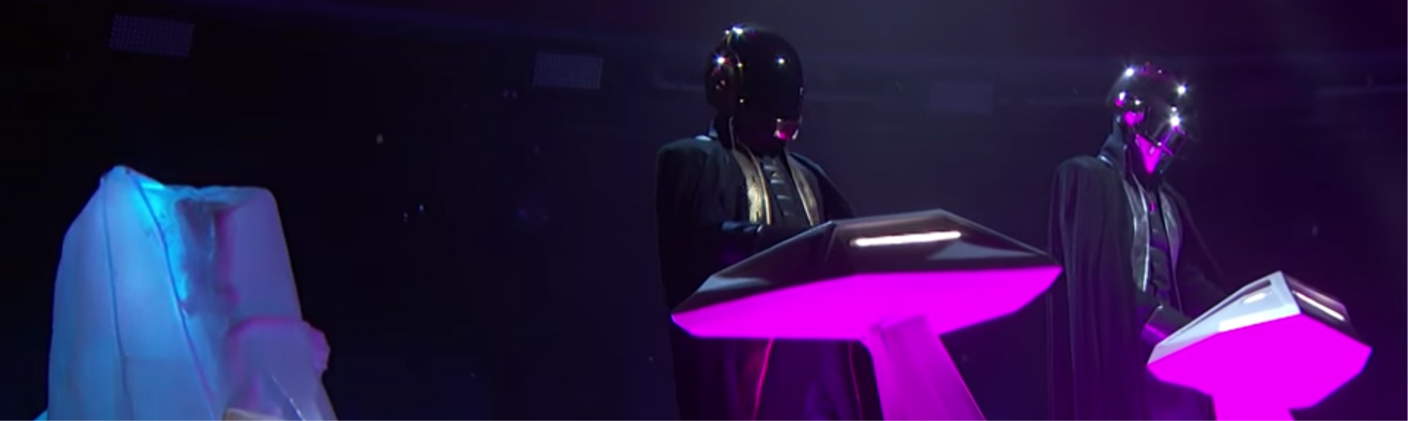 Some Diehard Fan Made a Supercut of Songs Sampled by Daft Punk