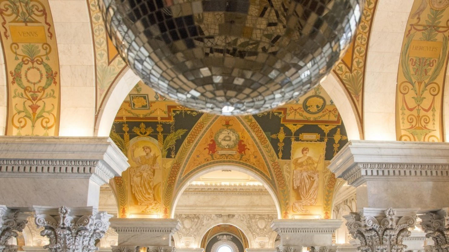 The Library of Congress is Throwing a Disco Party