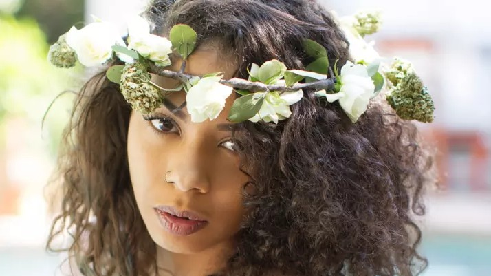 This Weed Crown Is the Latest Must-Have Coachella Fashion Accessory