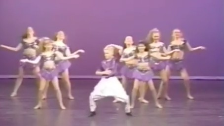 This Video Mashup of a Young Ryan Gosling Dancing to Techno Is Everything
