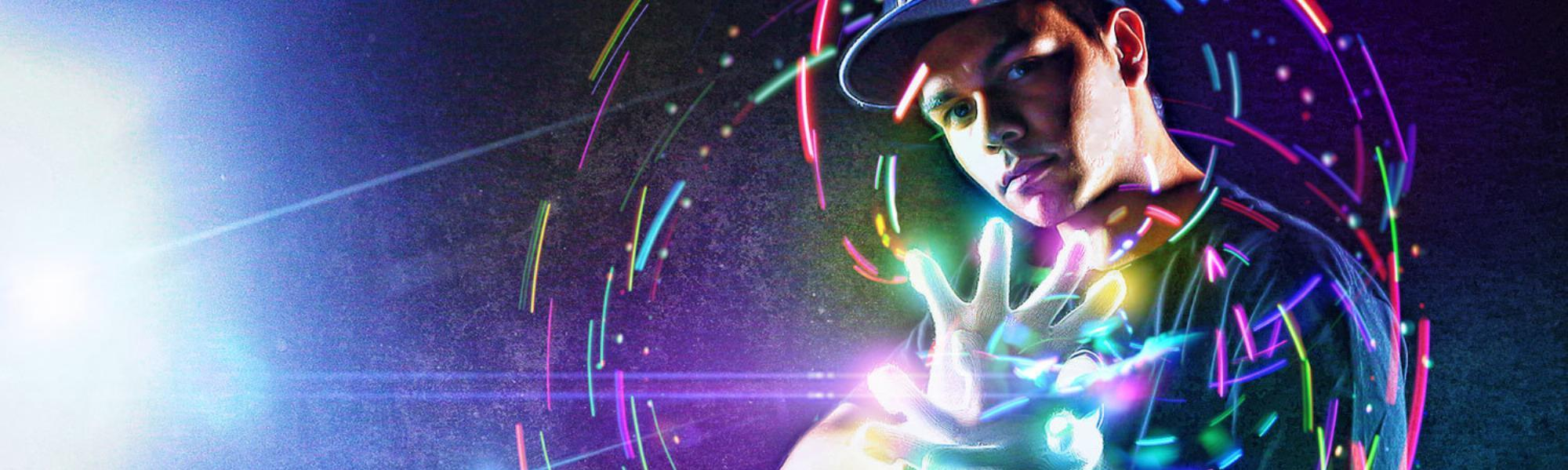Is Gloving an Art Form Or a Drug Accessory? We Investigated the Crackdown on LED Gloves at EDM Festivals