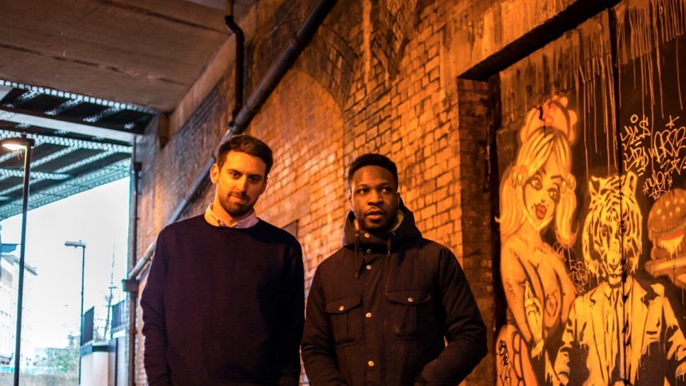 Toyboy & Robin Bring Old School Garage to Big Beat Records