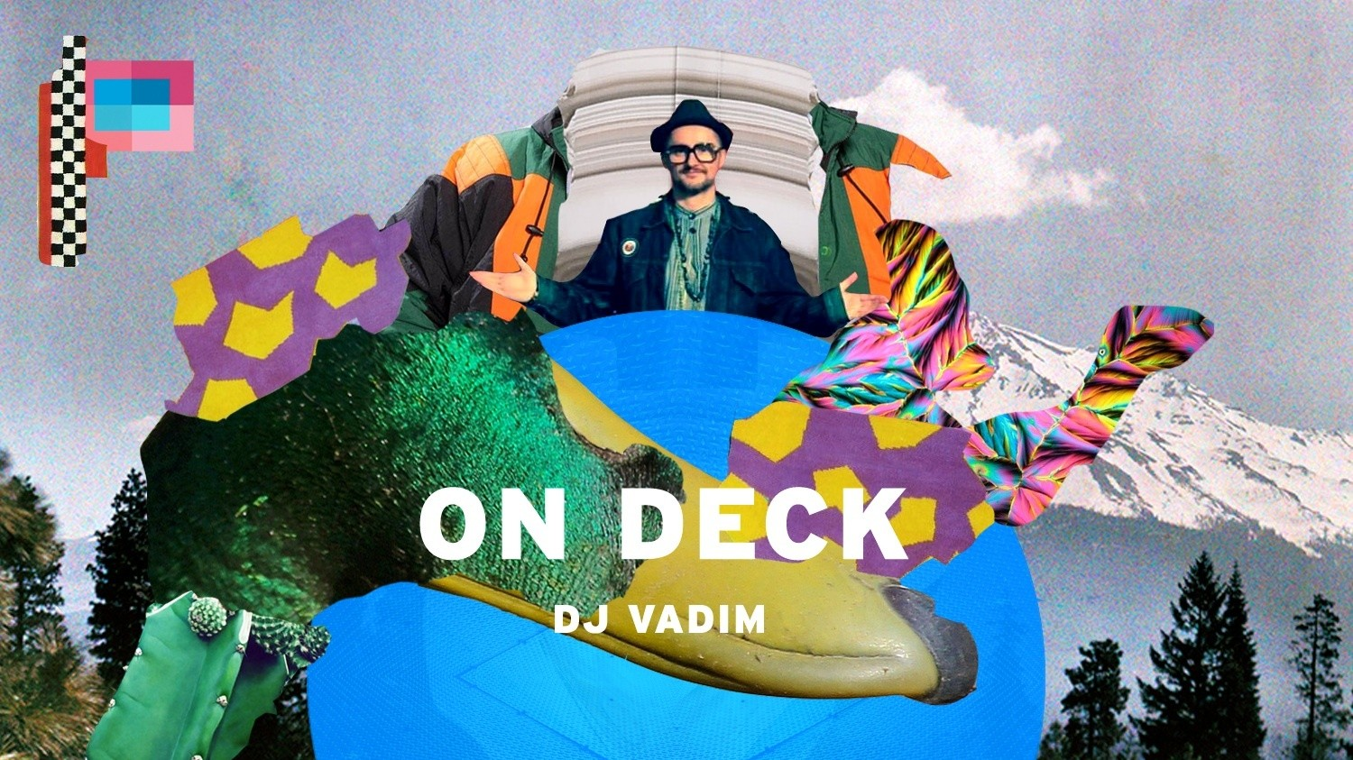 ON DECK: DJ Vadim