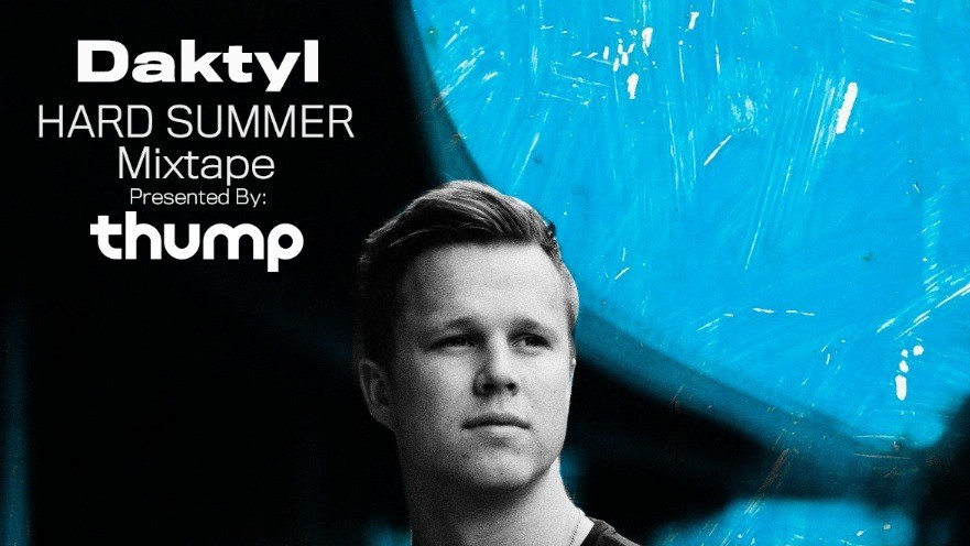 Roll Up to HARD Summer with This Daktyl Mix on Blast