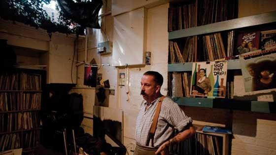 """Andrew Weatherall Made a Mix Inspired By the """"Synaptic Fireworks"""" Of His First Psychedelic Trip"""