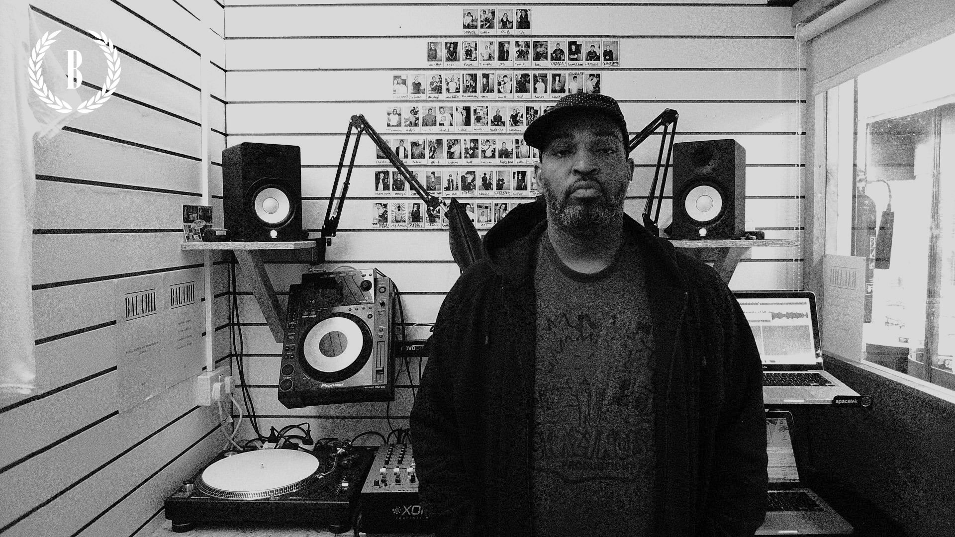 Listen to Detroit Icon Andrés In the Mix on New UK Radio Station Balamii