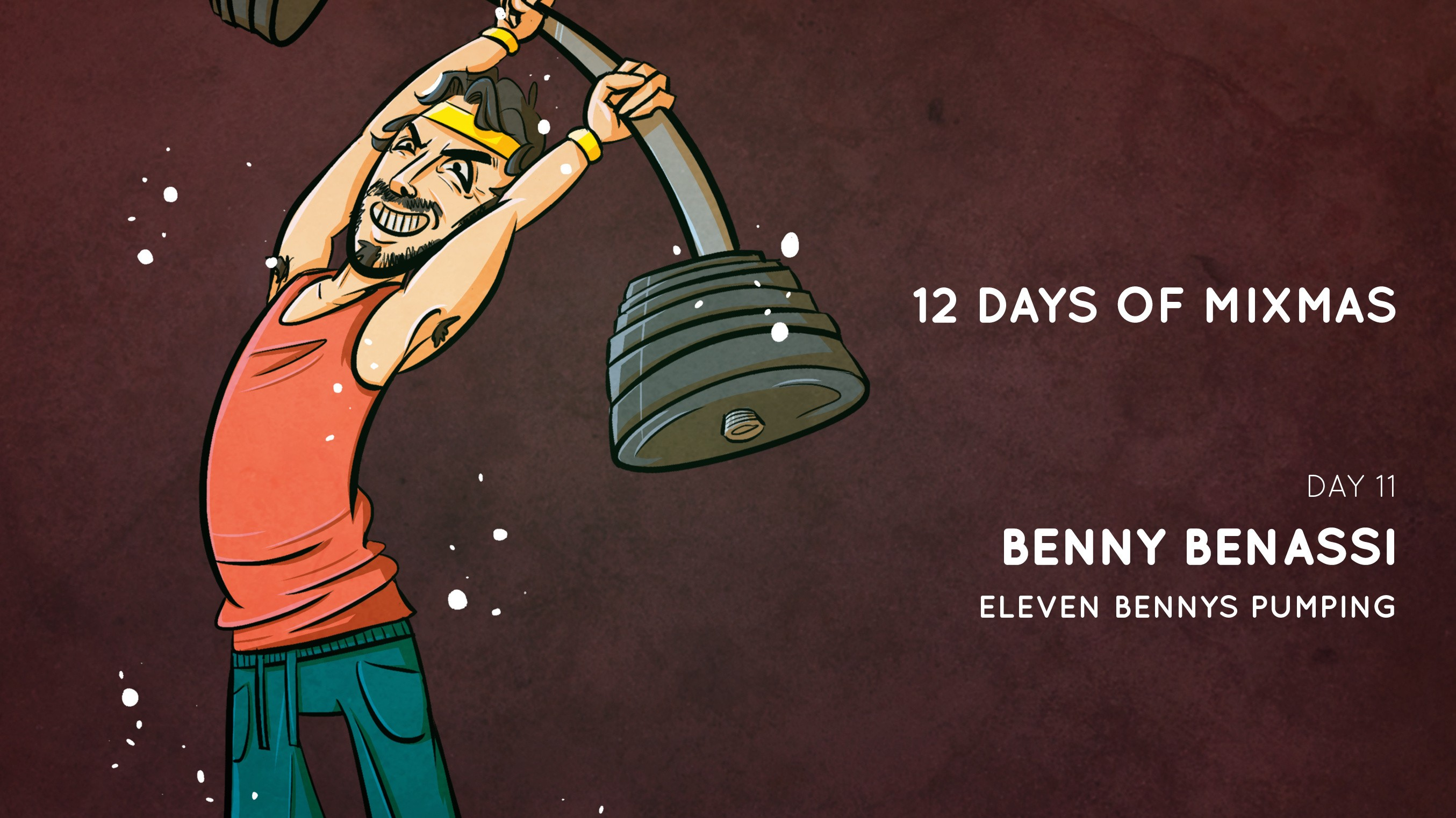12 Days of Mixmas | Benny Benassi