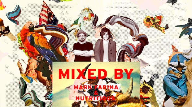 MIXED BY Mark Farina & Nutritious