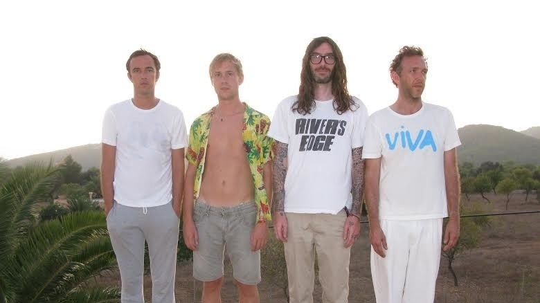 """Listen to All 13 Cosmic Minutes of the New Single From Soulwax's """"Space Rock"""" Band Die Verboten"""