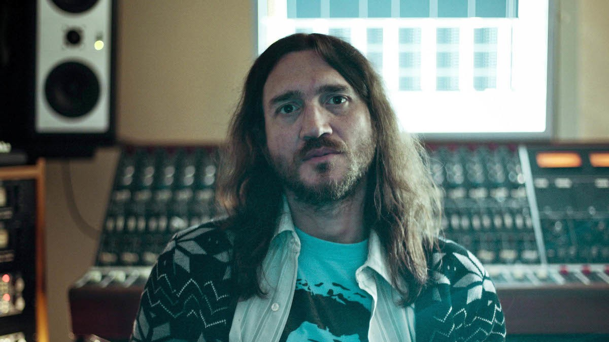 In Anti-Commercial Gesture, John Frusciante Shares Batch of New Electronic Tracks