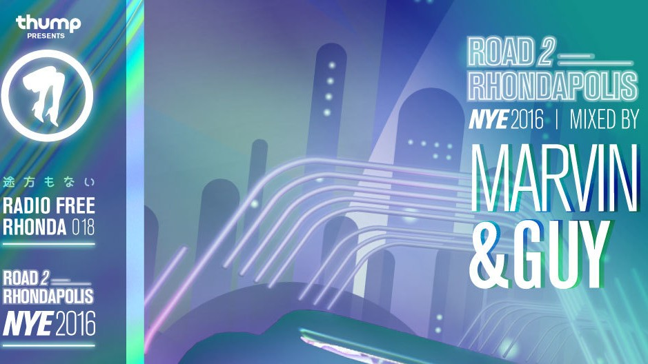 Get Ready for A Club Called Rhonda's NYE Party with a Mix From House Duo Marvin & Guy