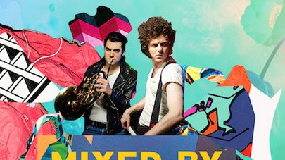 MIXED BY French Horn Rebellion