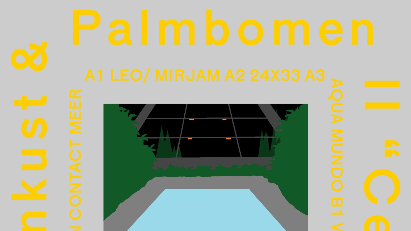 Dreamy Hardware Bliss from Betonkust and Palmbomen II Coming Up on 1080p