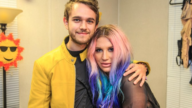 Stream Kesha's First Track Since the Sony Case, Produced by Zedd