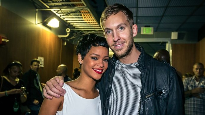 Rihanna and Calvin Harris Have Just Dropped a Slow-Burning Dancefloor Collab