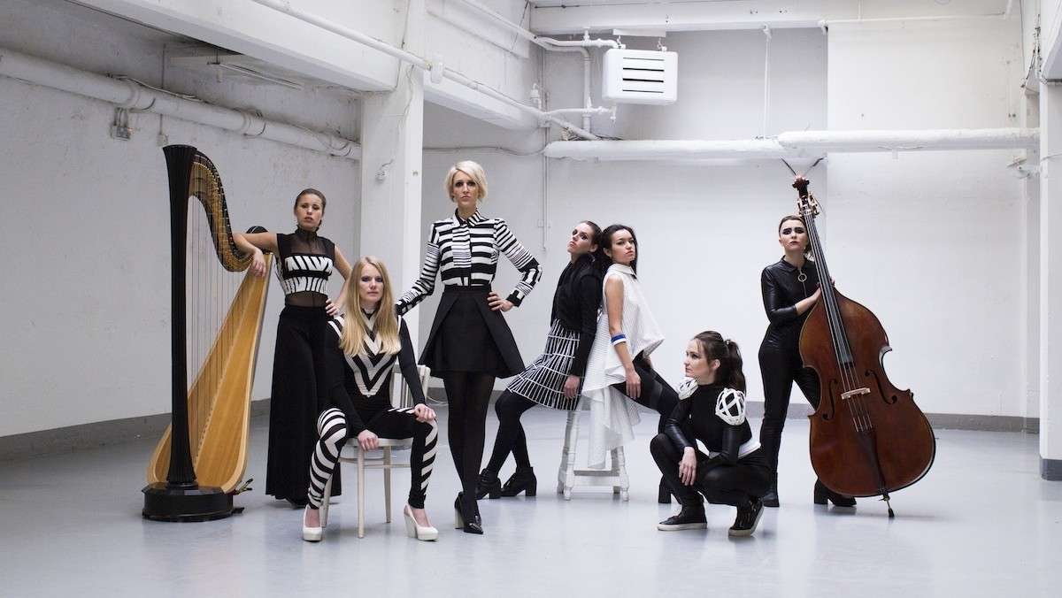 Kate Simko Makes Room on the Dancefloor for an Orchestra on Her New Ensemble LP