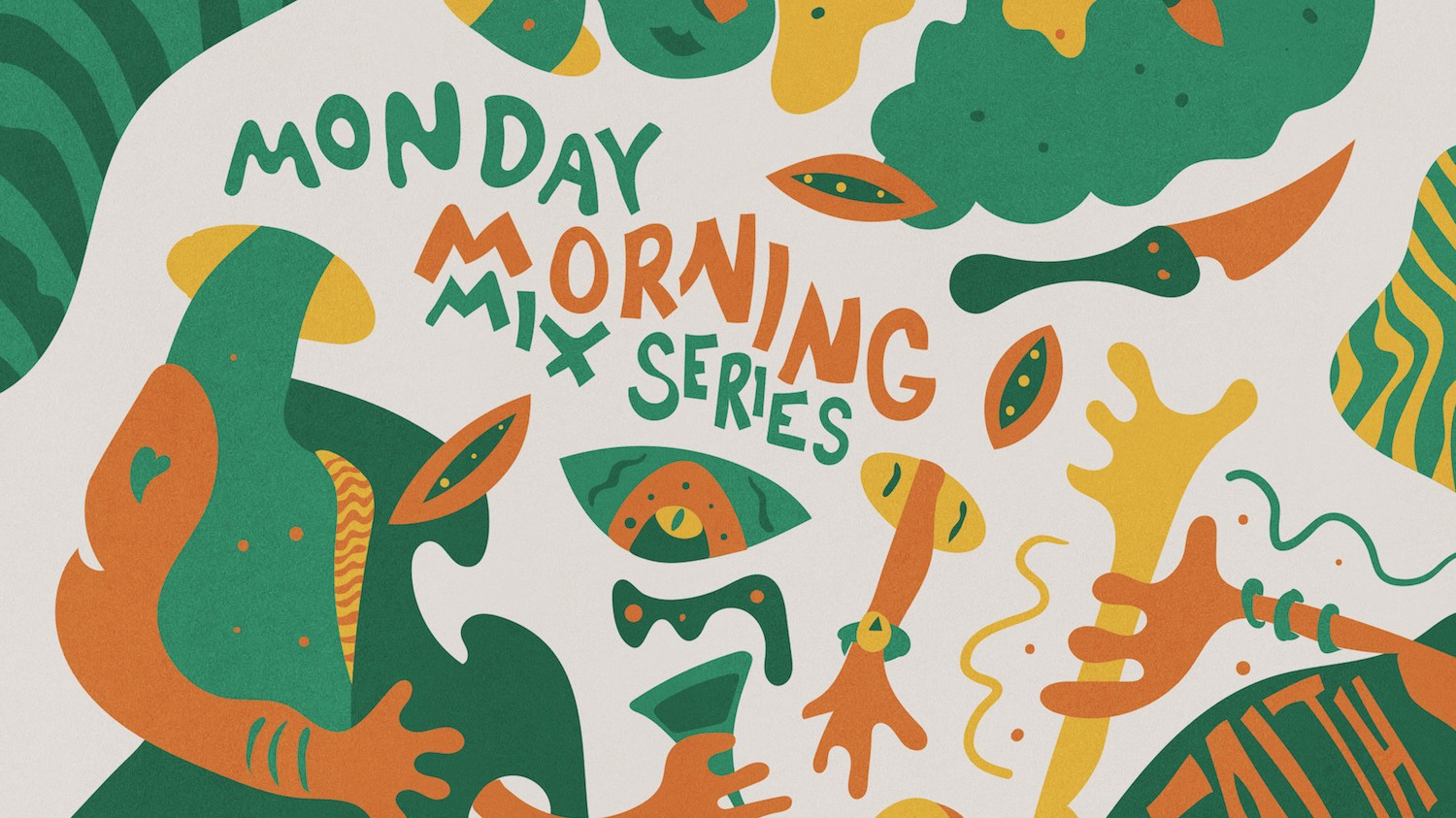 The THUMP Monday Morning Mix Series: WEALTH