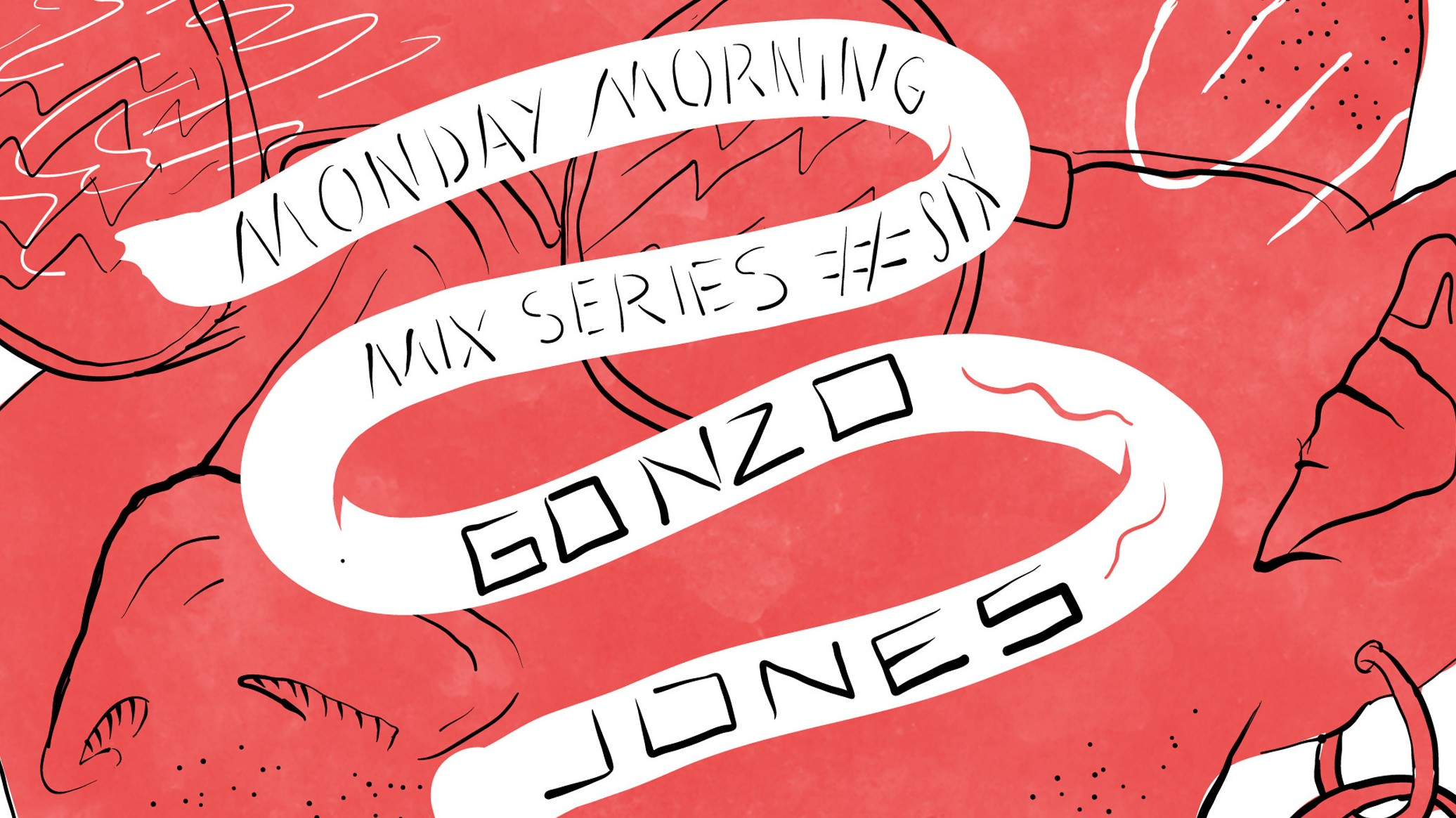 Monday Morning Mix Series: Gonzo Jones