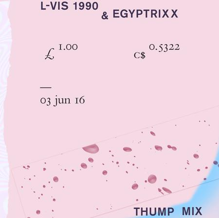 THUMP Mix: LIMIT, AKA L-Vis 1990 & Egyptrixx
