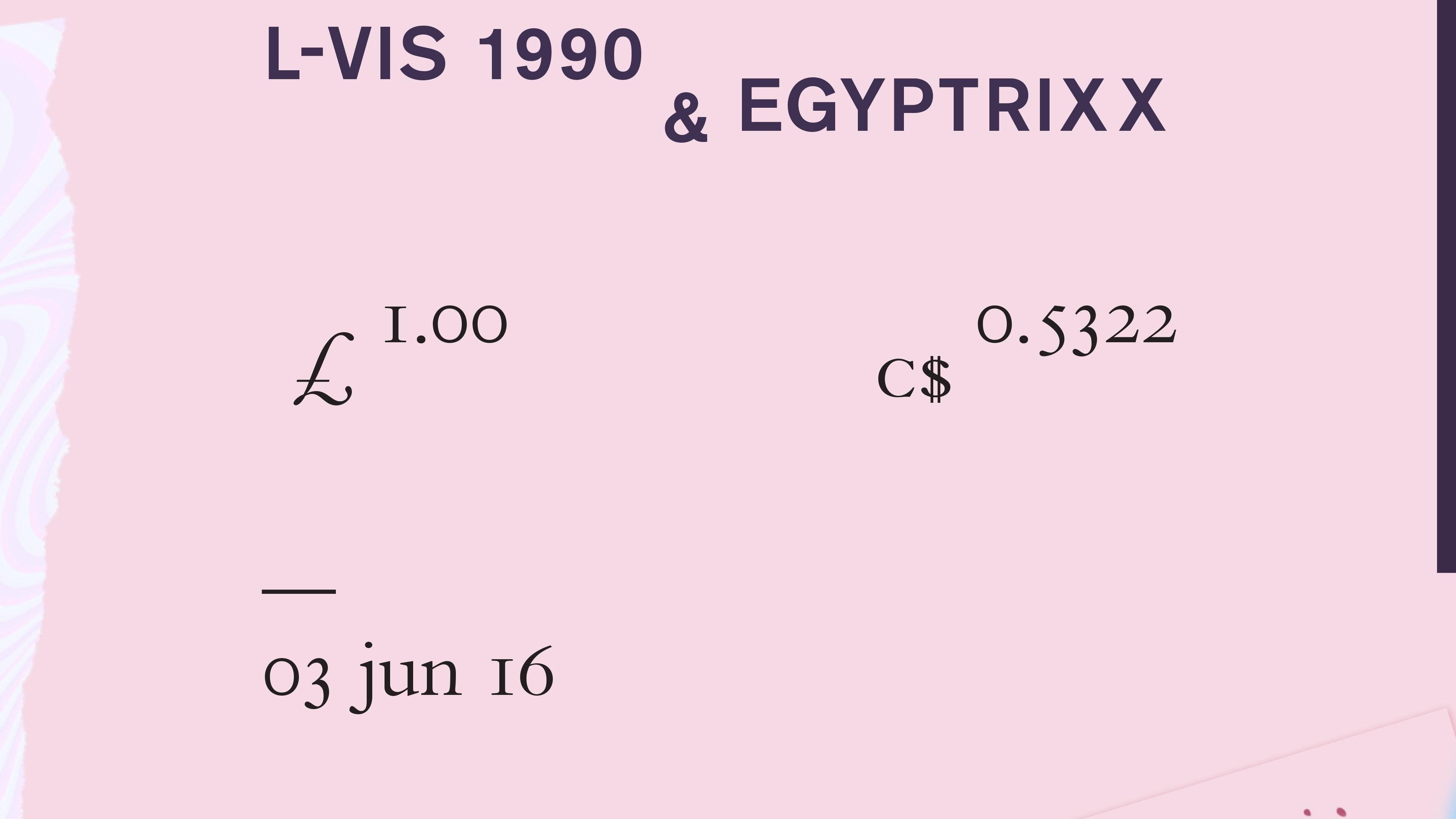 THUMP Mix: LIMIT, AKA L-Vis 1990 & Egyptrixx