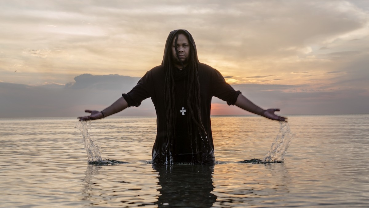 Hieroglyphic Being Shares His Vision of Spiritual Harmony on New Single