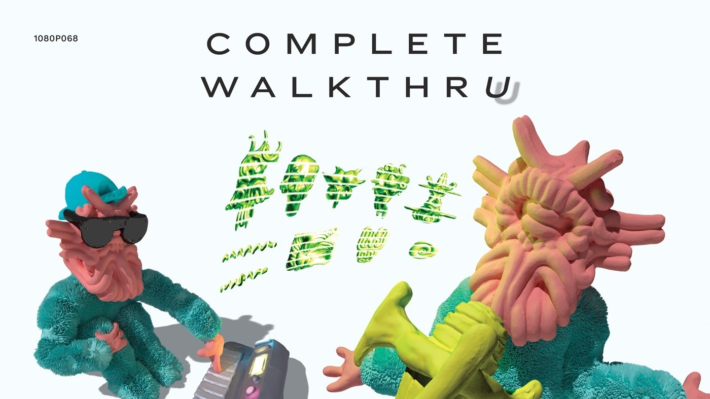 Sink in the Smirking Sorrow of Max McFerren's New Complete Walkthru Single