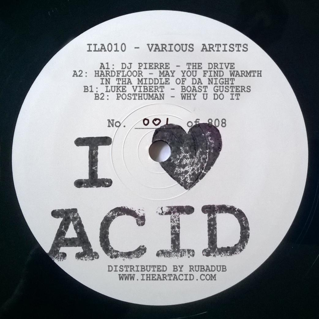 Let acid house originator dj pierre 39 s raw and raucous new for Acid house tracks