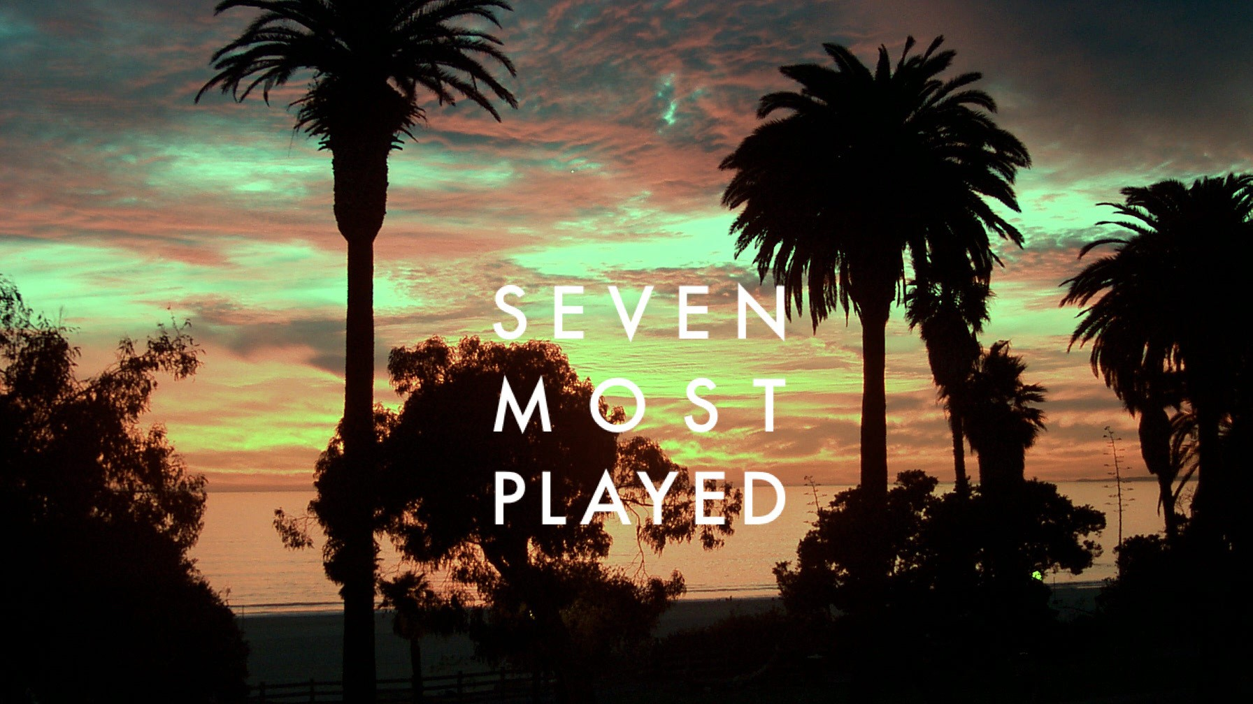 Rave Revivalism Meets Ambient Bubble Bath in This Week's Seven Most Played
