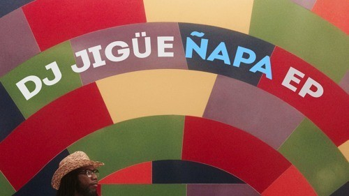 "Stream DJ Jigüe's Sacred-Drum-Filled ""Dengele (Makuta Club)"" Featuring ALVA"