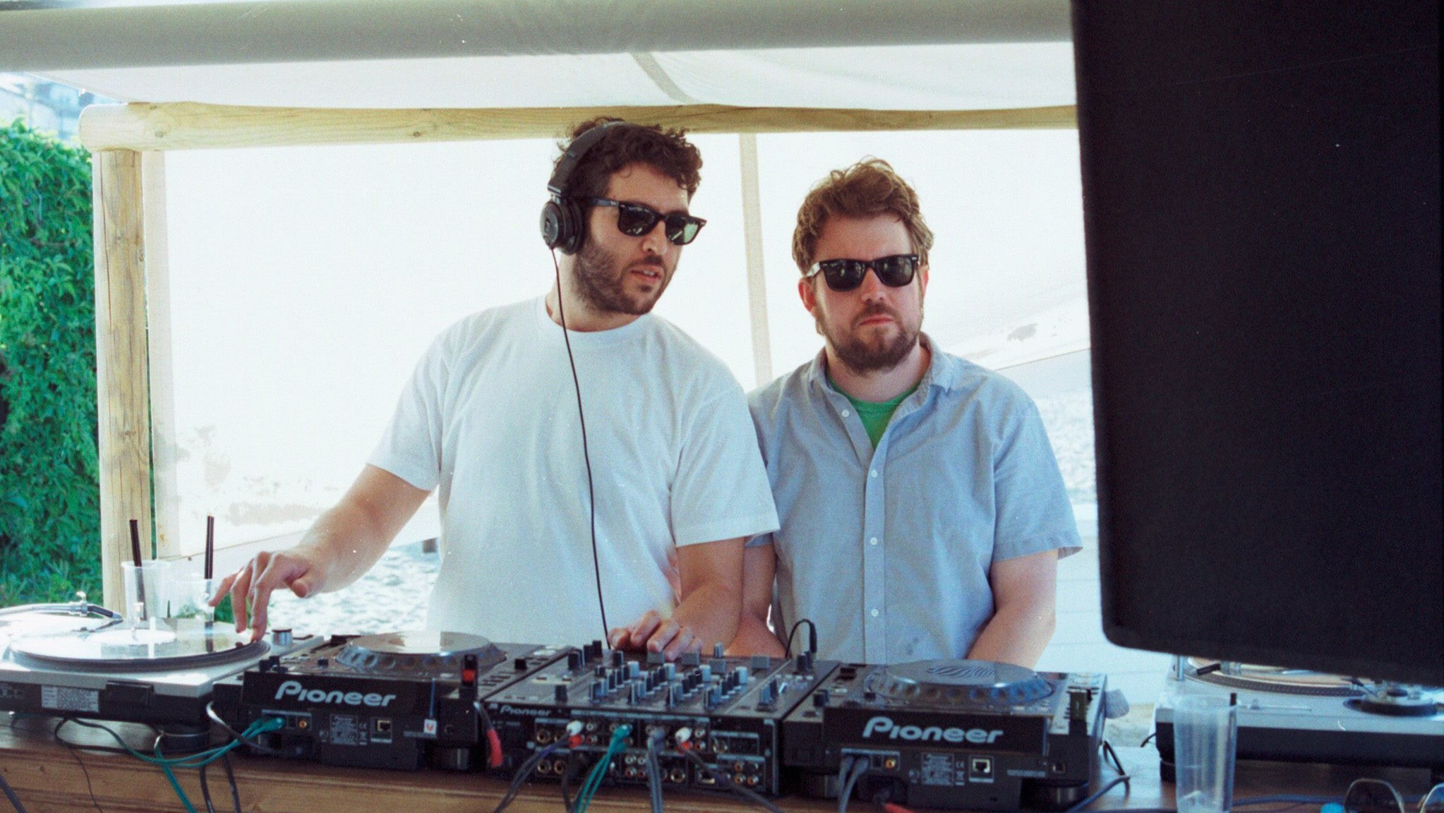 Sail Away With a Boat Party Ready Mix from International Feel Duo Black Spuma