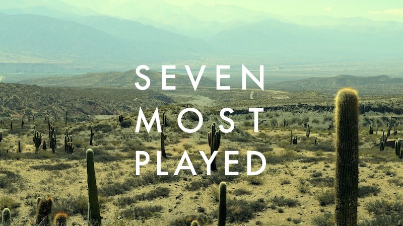 You'll Find Balearic, Bassline, and Everything In Between in This Week's Seven Most Played