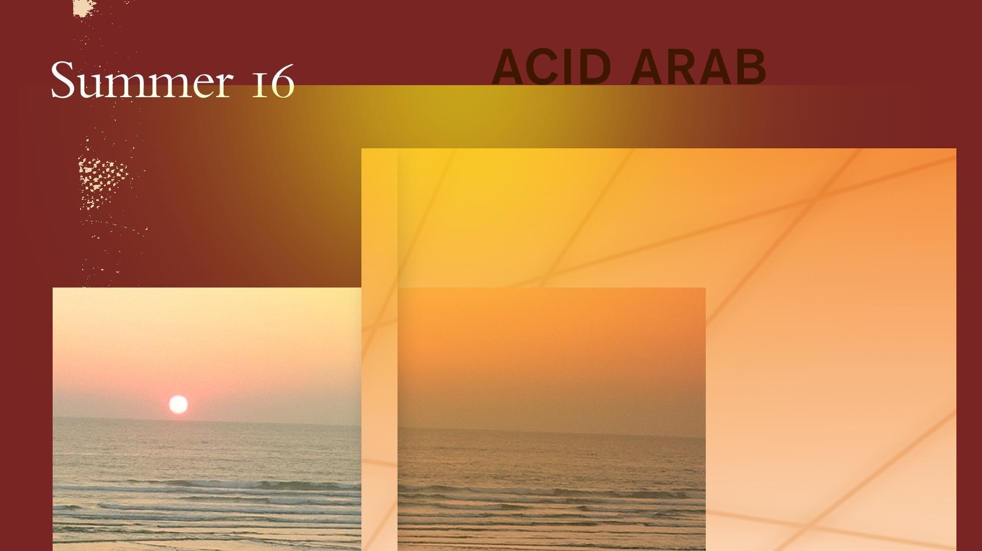 THUMP Mix: Acid Arab
