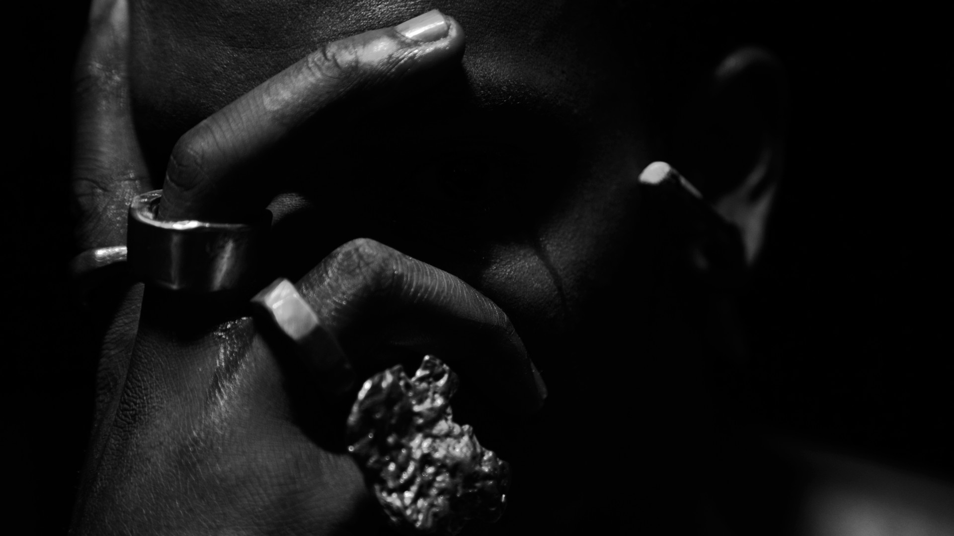 Gaika and Dean Blunt Team up on Knocking New Track