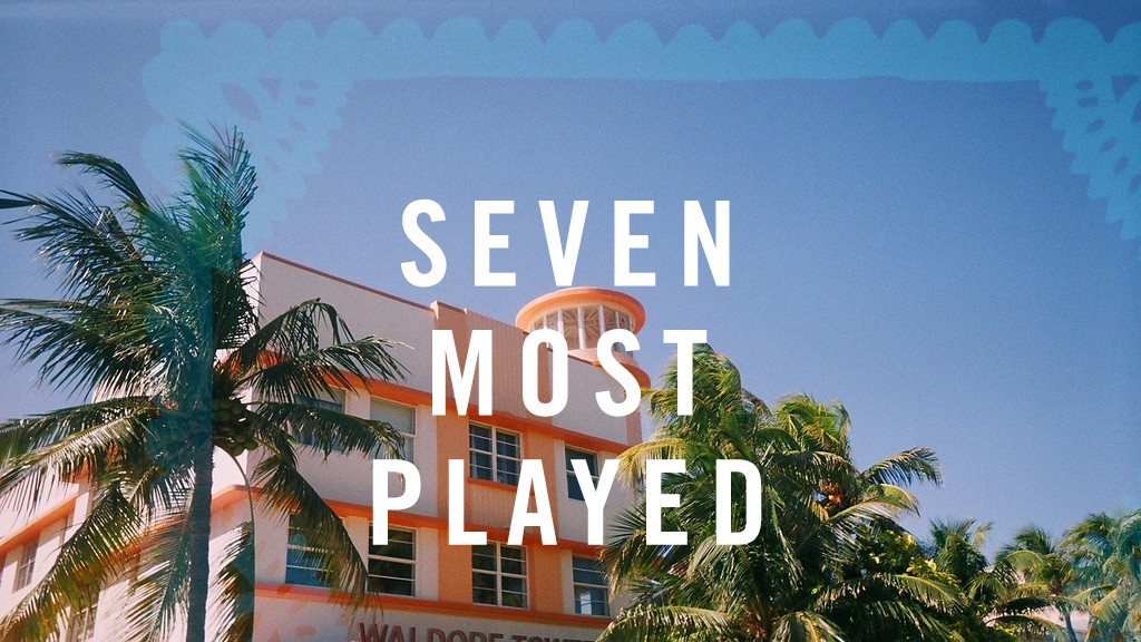 Ben UFO, Hieroglyphic Being and Moonboots All Feature in Our Best Seven Plays of the Week