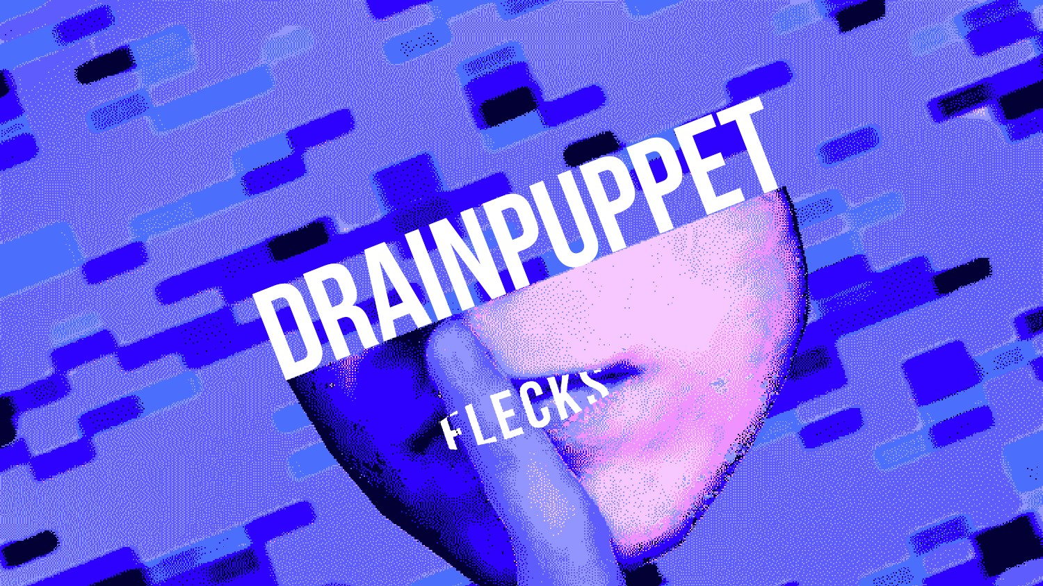 "Drainpuppet's ""Flecks"" is a Warm, Woozy Exercise in Negative Space"