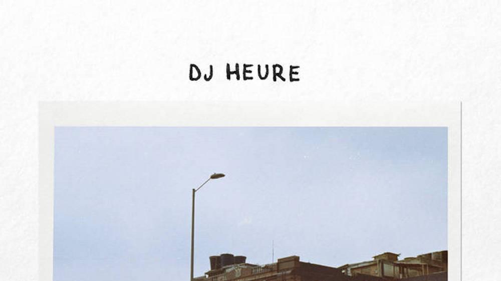 Seb Wildblood Introduces All My Thoughts with an Inaugural Release from Australia's DJ Heure