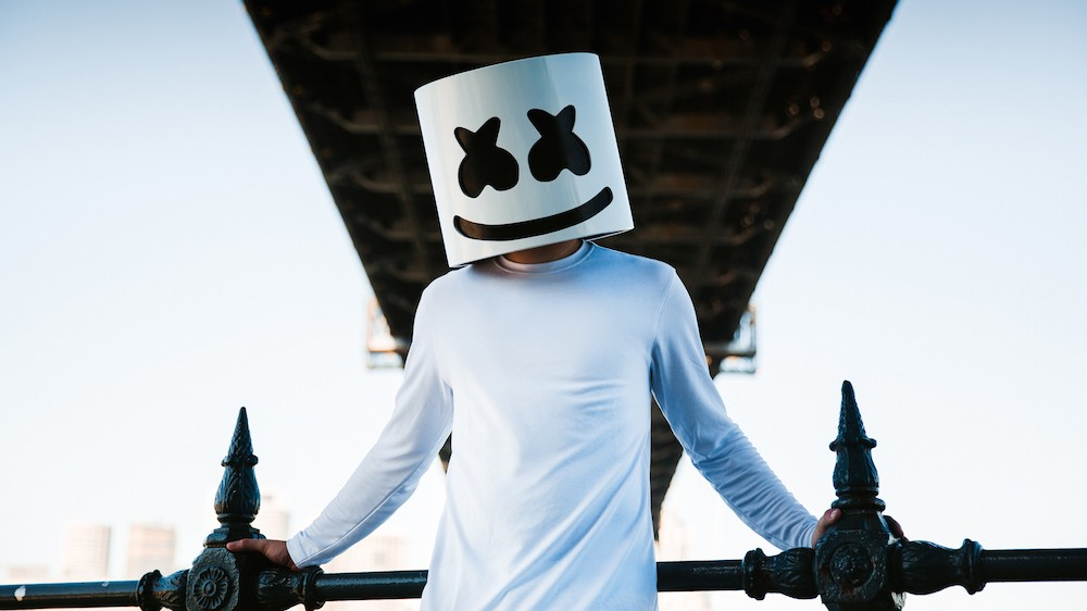 Marshmello's New Single Is Impossibly Colorful