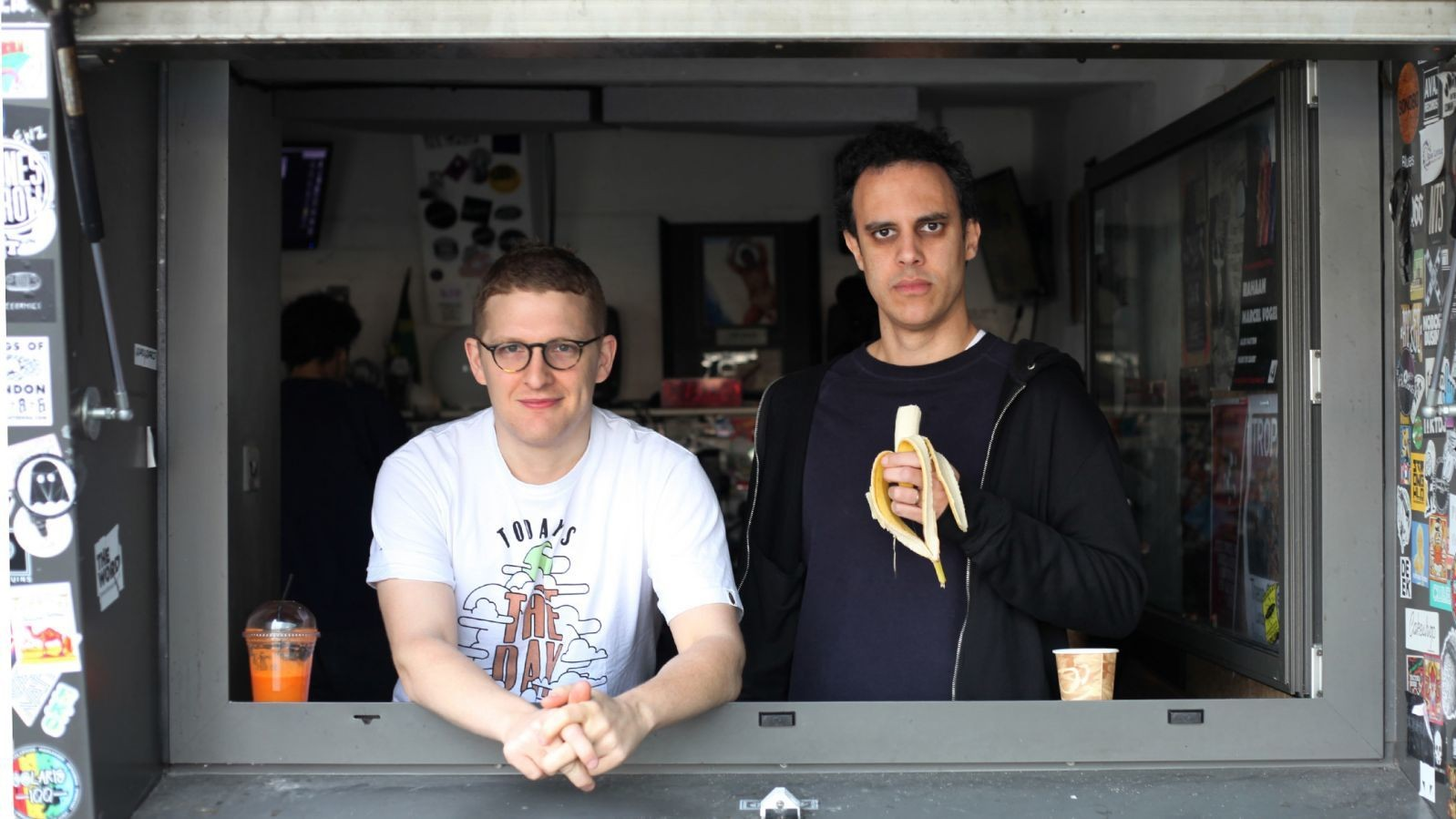 Get Your Weekend Grooving with Four Tet b2b Floating Points on NTS Radio