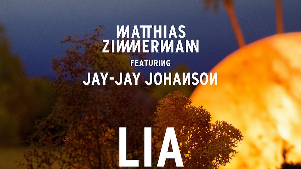 "Chambray Spins Sunburnt Magic into Matthias Zimmermann's ""Jordan"""