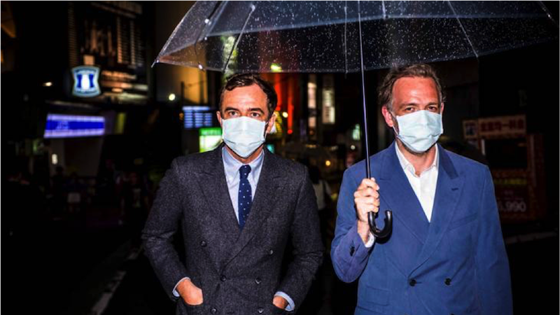Soulwax's New Album, 'From Deewee,' is Out Now