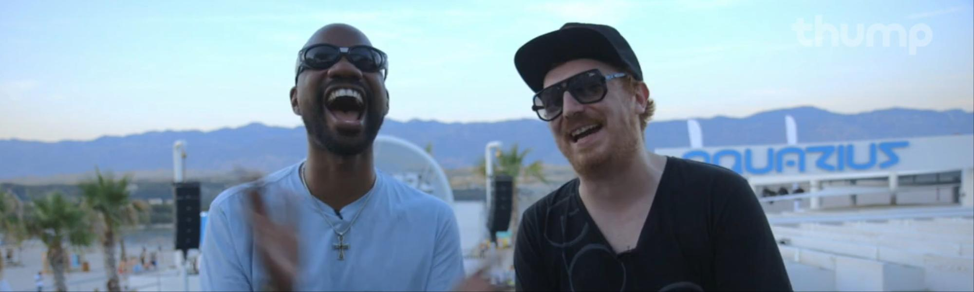 Cajmere And Oliver Dollar Chat About Streaming, Marriage, and the Crushing of Creativity