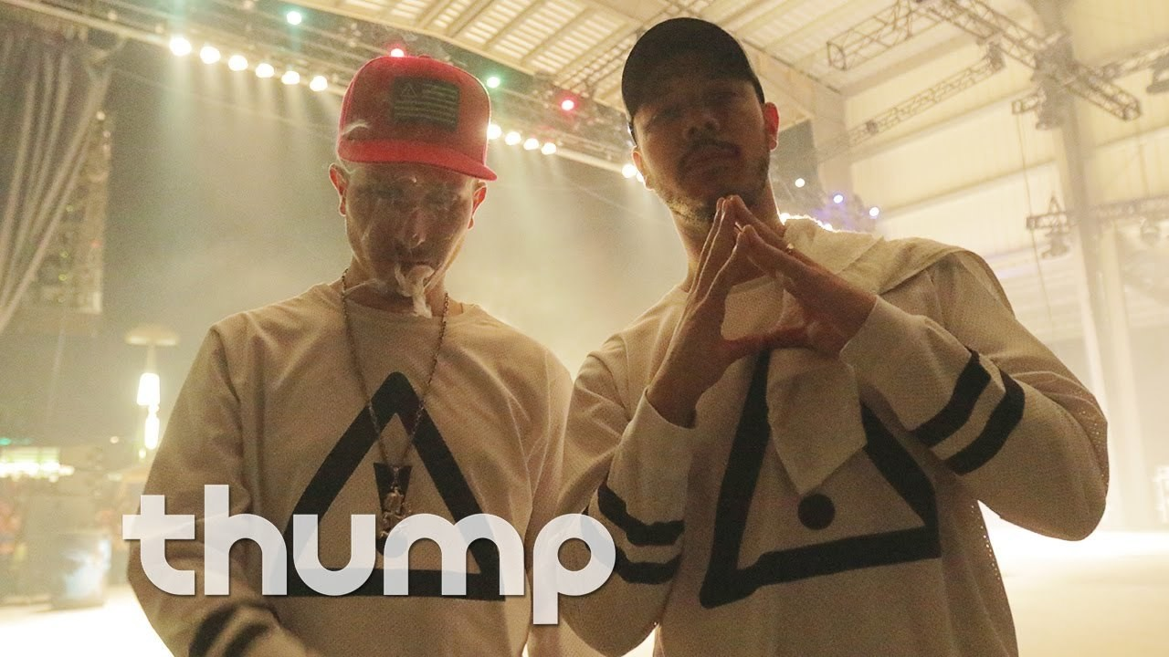 Here's What Happened When Flosstradamus Brought Trap Music to the Gathering of The Juggalos