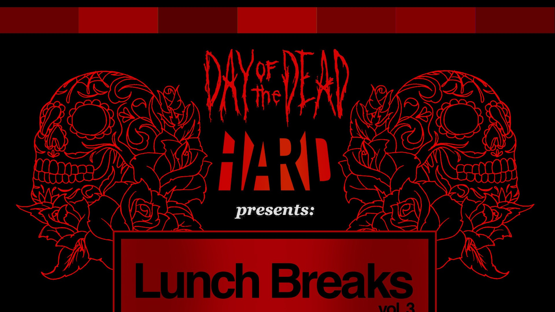 Tune In at 4PM EST Today! HARD Day of the Dead Edition with Oliver, Thee Mike B and friends!