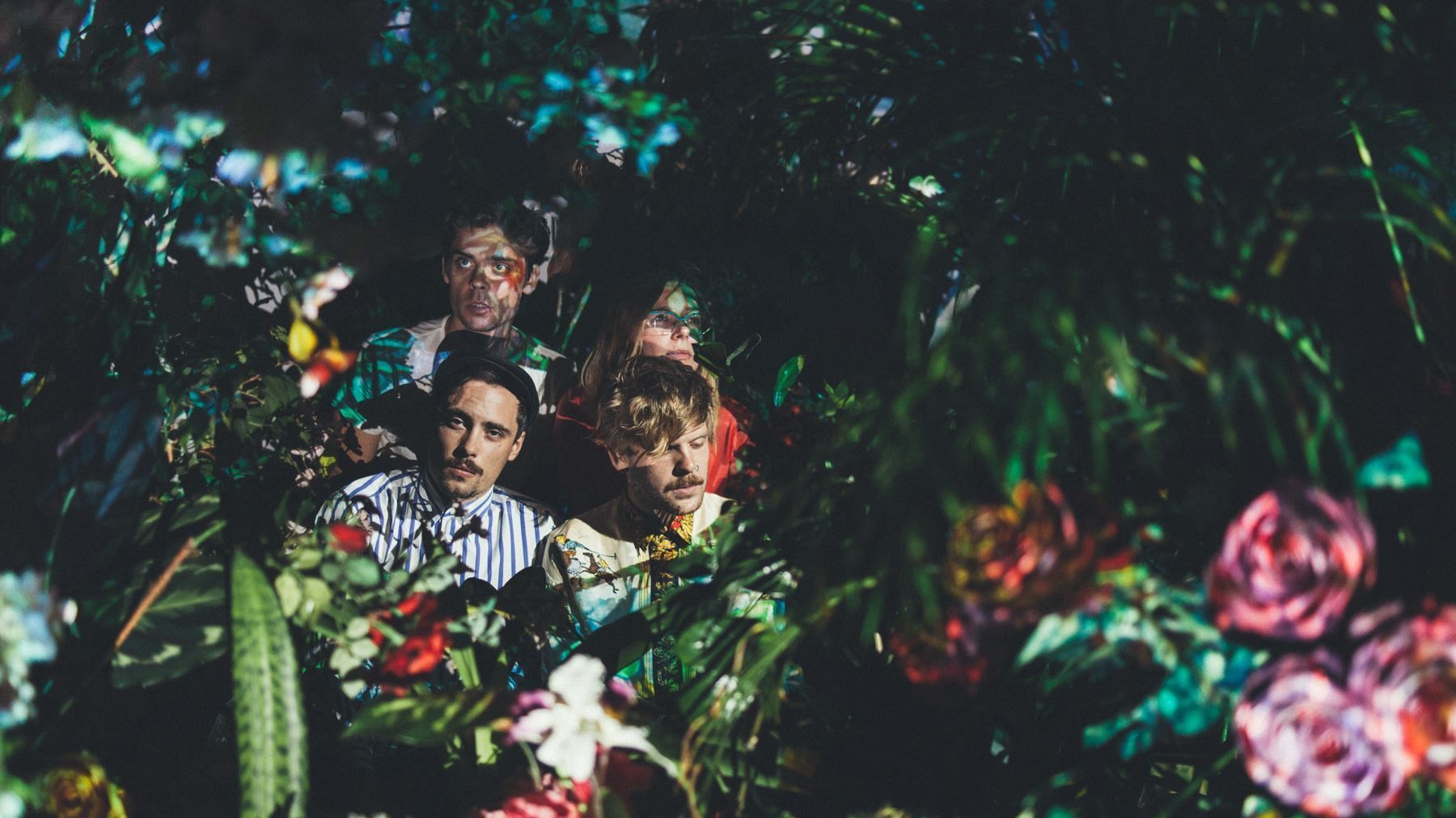 "Slovenian Quintet Your Gay Thoughts Share Luxuriatingly Calm Video for ""Among The Lull"""
