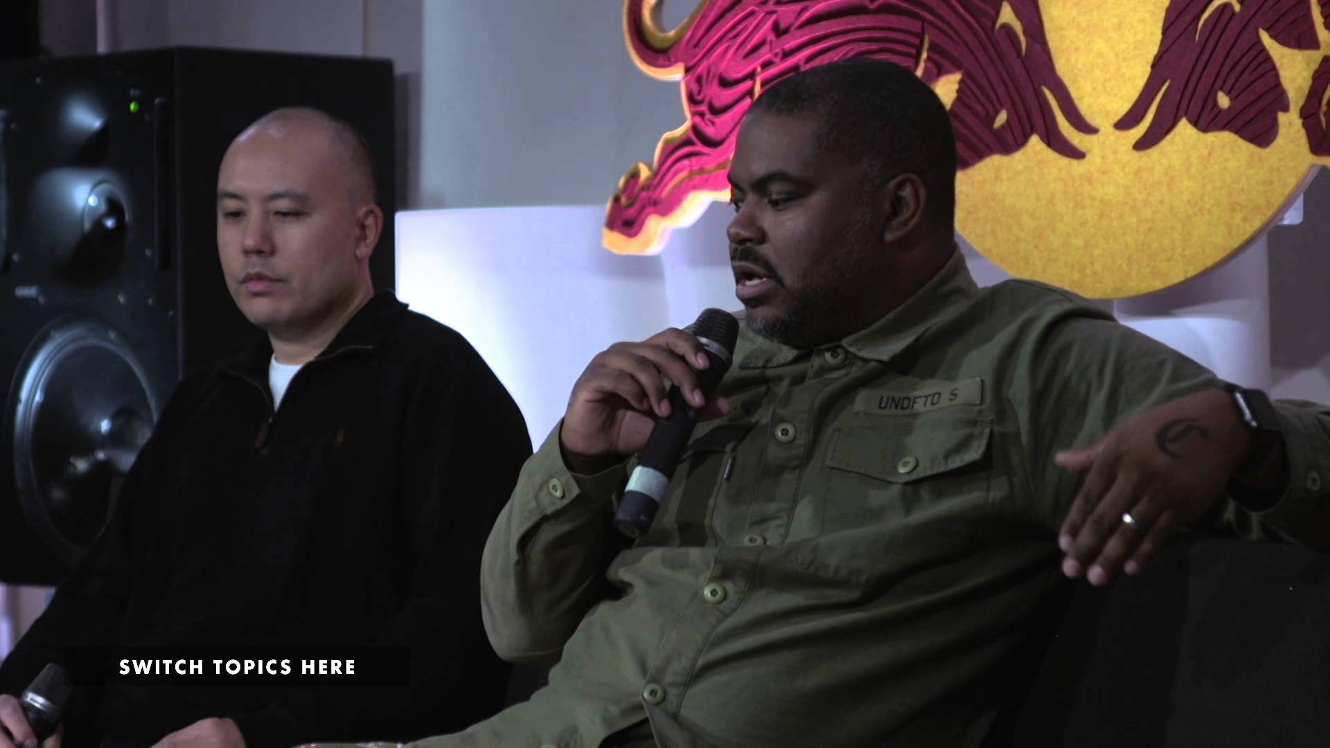 Watch: G.O.O.D Music President Che Pope On Working With Kanye and Lauryn Hill At RBMA Paris Lecture