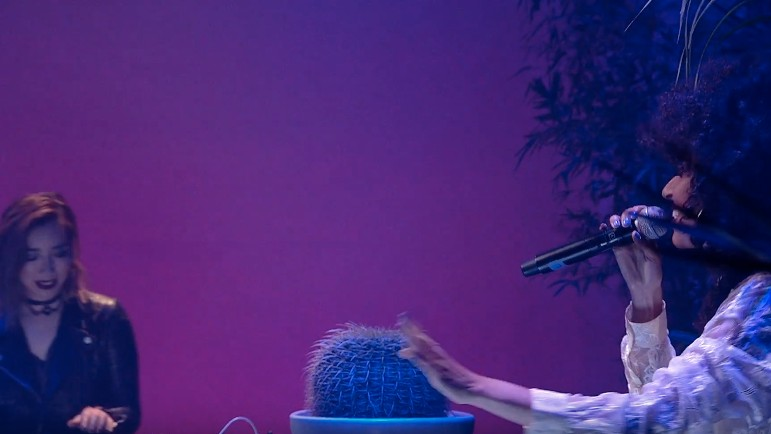 Watch TOKiMONSTA and Gavin Turek Perform 'Darkest (Dim)' Live