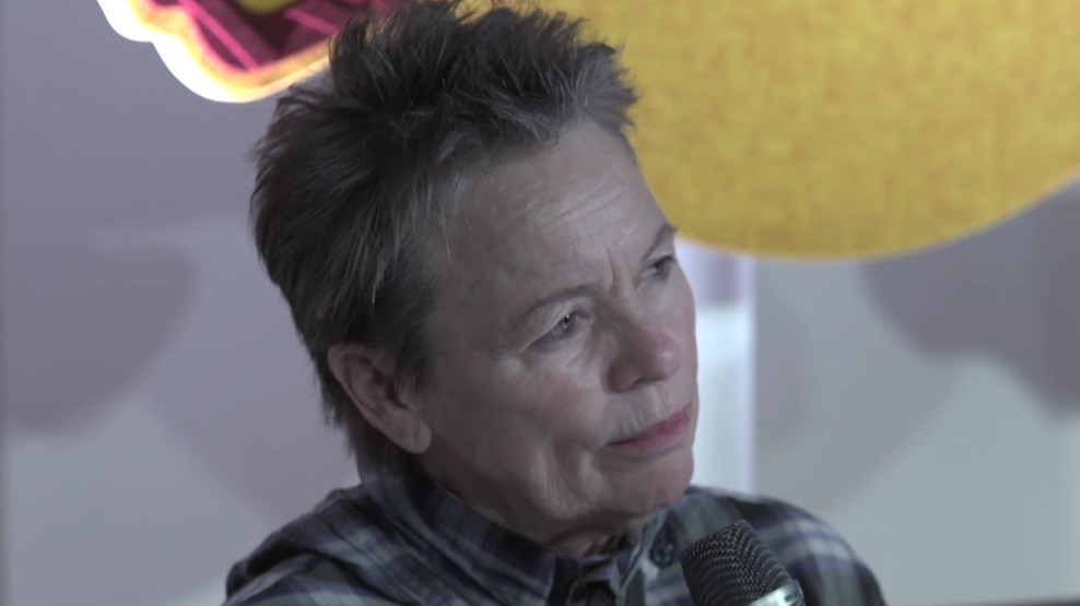 Laurie Anderson Discusses Responding to Tragedy in Art in New RBMA Paris Lecture